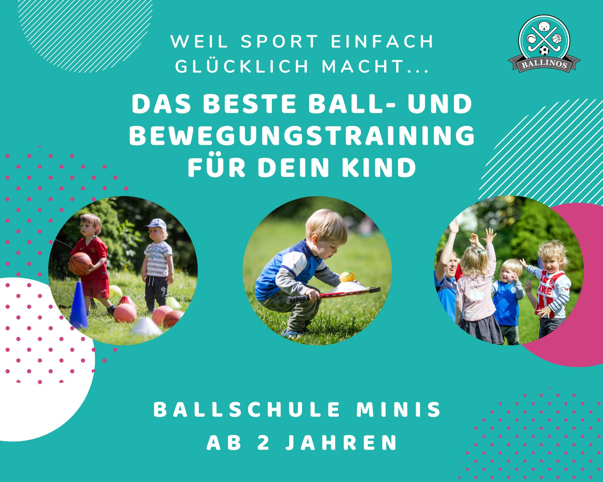 Ballschule Mini Jhg 2018
