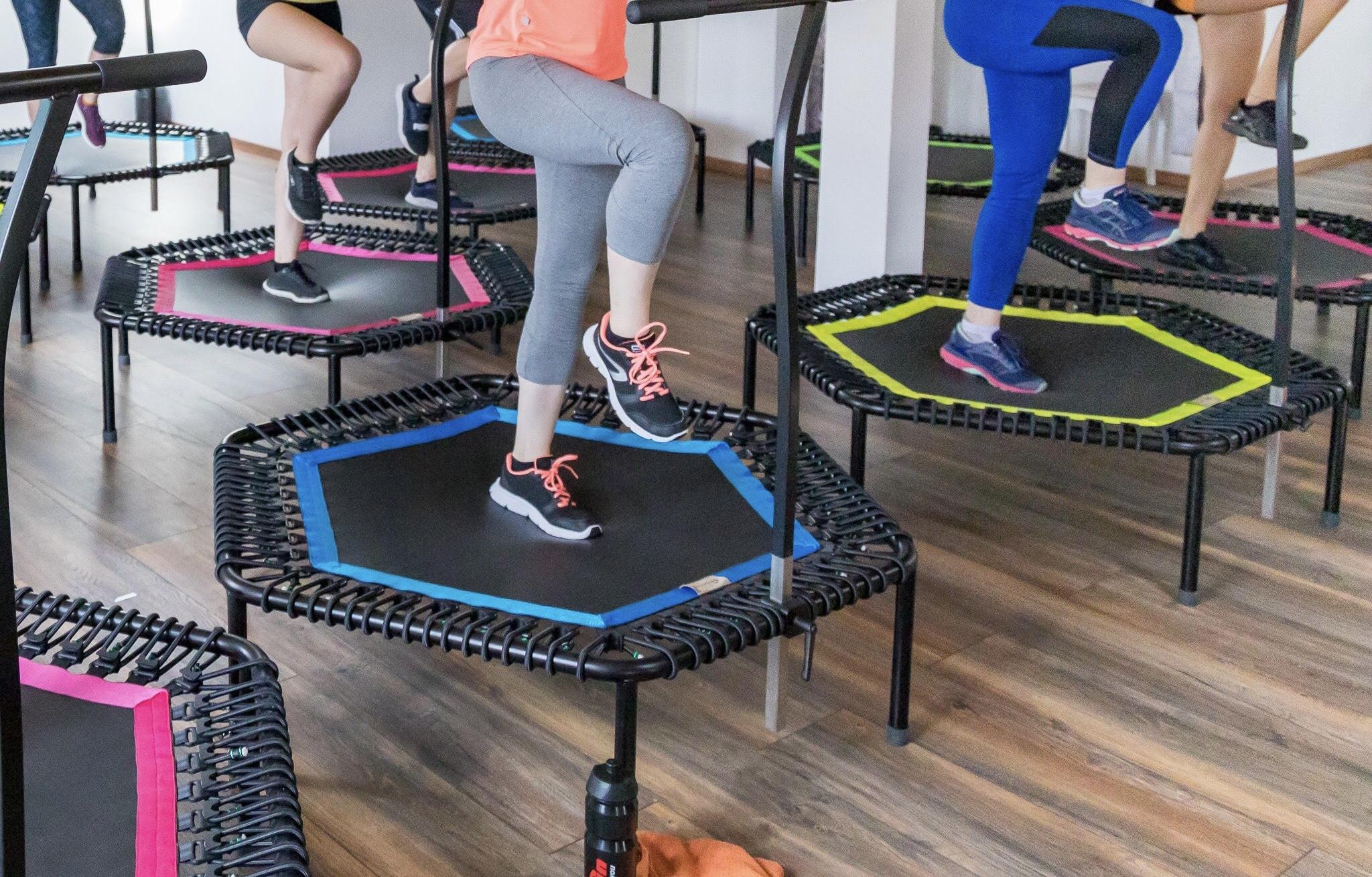 Jumping Fitness Einsteiger