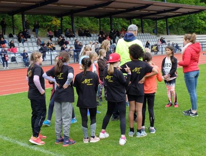 Leichtathletik Kinder U12 - Jahrgänge 2010/2011