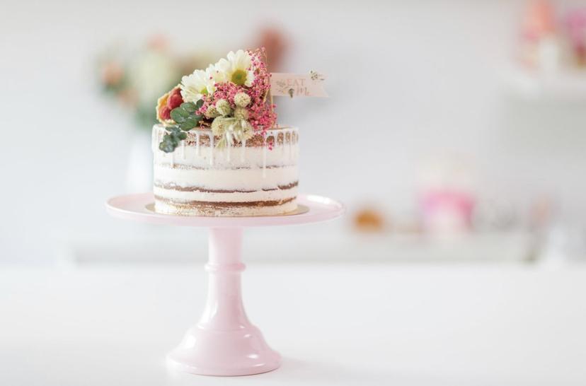 Online Aufbaukurs Drip Cake - Starte mit deiner fertigen Naked Cake