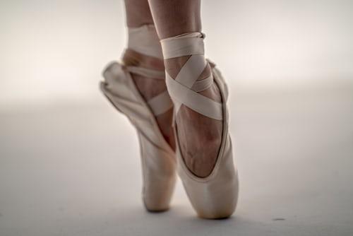 Ballett Spitzentraining für Fortgeschrittene