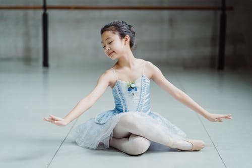 Ballett für Kinder ab 7 Jahre