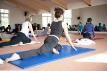 fayo - Das Faszien Yoga (auch für Reha-Teilnehmer)