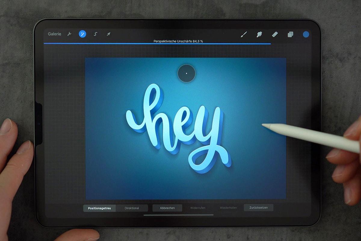 Digital Lettering Online Kurs