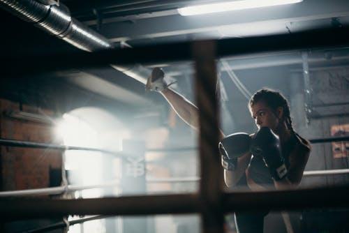 Kickboxen (Anfänger und Profis gemischt)