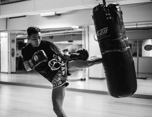 Kickboxen für Profis
