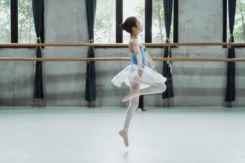 Mini Ballerinas für Kinder ab 5 Jahre