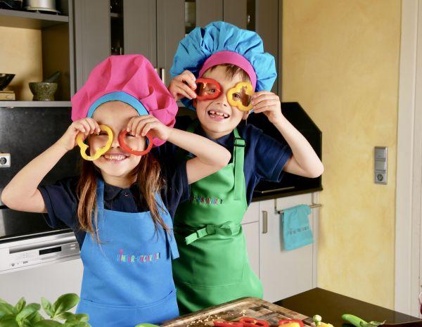 Online Kochkurs für Kinder & Jugendliche (6-14 Jahre)
