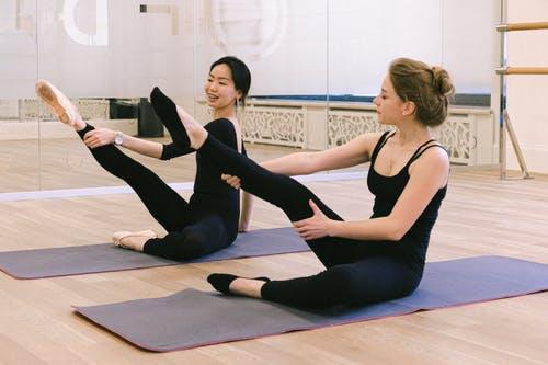 Les Mills BARRE - Fitness mit Elementen aus dem Ballett