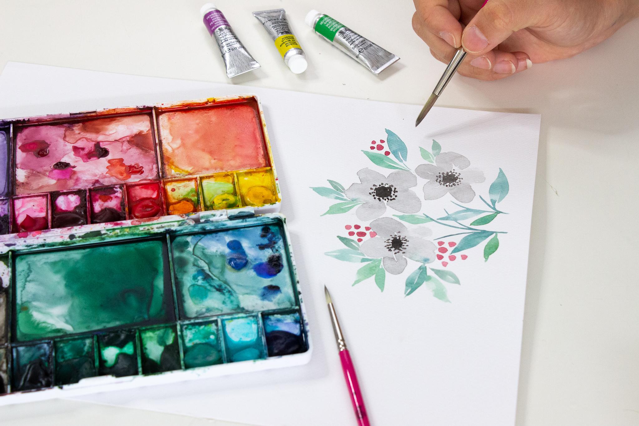 Online Kreativkurse von Mädchenkunst