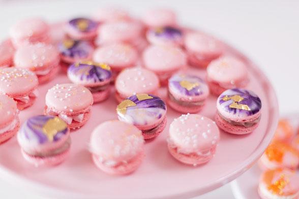 Online Backkurs Macarons - die Französische Spezialität