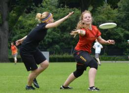 Ultimate Frisbee Erwachsene