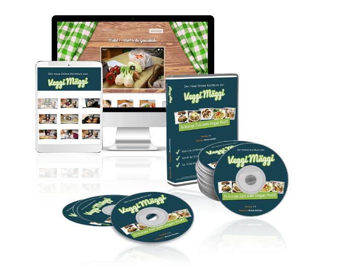 Veganer Online Kochkurs