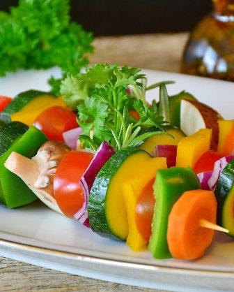 ...und plötzlich sitzen Vegetarier/Veganer mit am Küchentisch