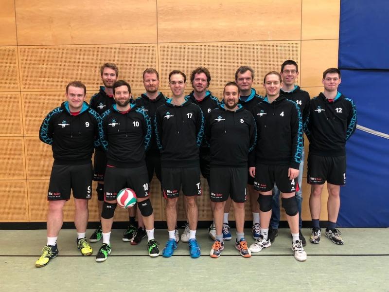 Volleyball 2. Herren